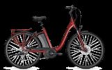 elektrinis dviratis AGATTU 3i DYNAMIC
