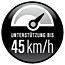 Ikona 45 kmh