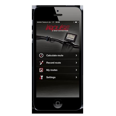 Elektrinis dviratis Kalkhoff Integrale app 1