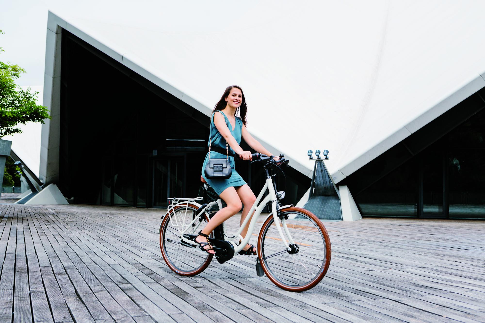elektrinis dviratis Classic