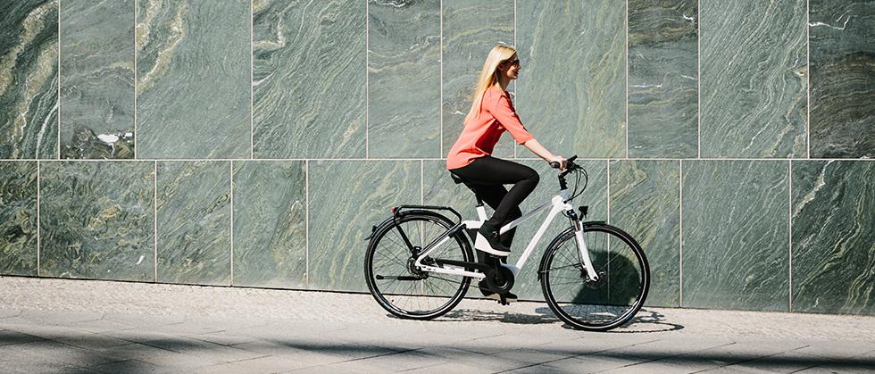 elektrinis dviratis