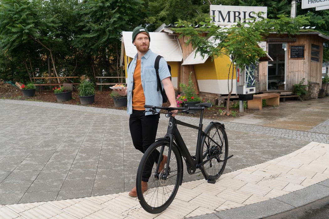 elektrinis dviratis kalkhoff berleen 5