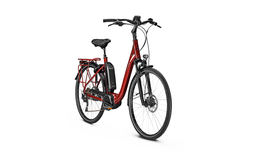 elektrinis dviratis AGATTU 3.B DYNAMIC 7